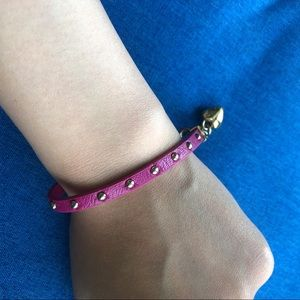 Juicy Couture Bracelet Pink